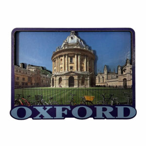 Makes a perfect souvenir of a memorable time in Oxford.